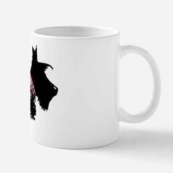 Cute Scottie dog Mug