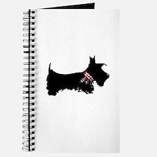 Scottie Dog Journal