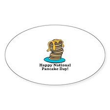 Pancake Day Decal