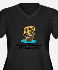 Pancake Day Plus Size T-Shirt