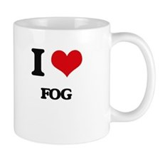 I Love Fog Mugs