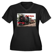 Just loco: Pichi Richi steam eng Plus Size T-Shirt