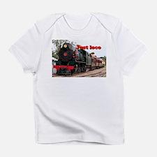 Just loco: Pichi Richi steam engine Infant T-Shirt