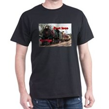 Just loco: Pichi Richi steam engine, Austr T-Shirt