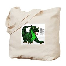 Funny Affairs dragons Tote Bag