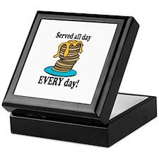 Served All Day Keepsake Box
