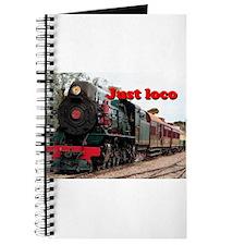 Just loco: Pichi Richi steam engine, Austr Journal