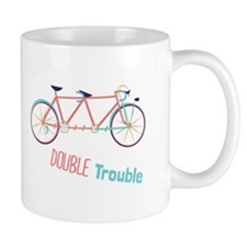 Double Trouble Mugs