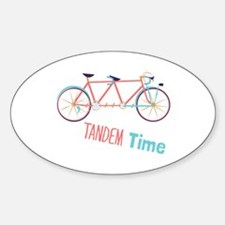 Tandem Time Decal