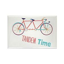 Tandem Time Magnets