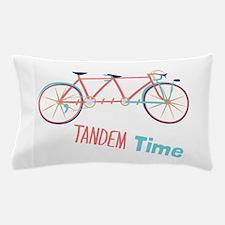 Tandem Time Pillow Case