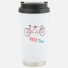 Tandem Time Travel Mug