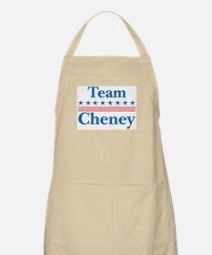 Team Cheney BBQ Apron