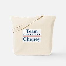 Team Cheney Tote Bag