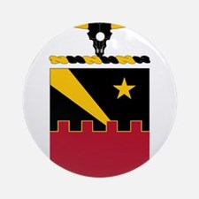60th Air Defense Artillery.png Ornament (Round)