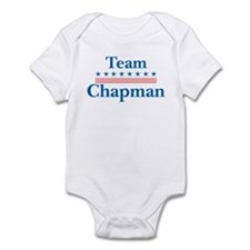 Team Chapman Infant Bodysuit