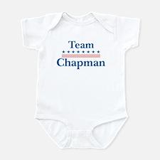 Team Chapman Infant Bodysuit