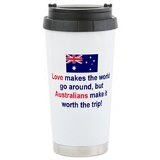 Unique Australian Travel Mug