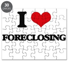 I Love Foreclosing Puzzle