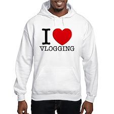 Cute Vlog vlog Hoodie