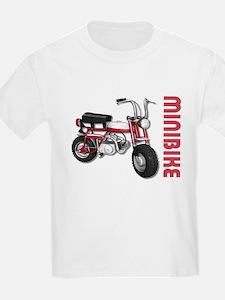 Mini Bike Red T-Shirt