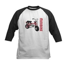 Mini Bike Red Baseball Jersey