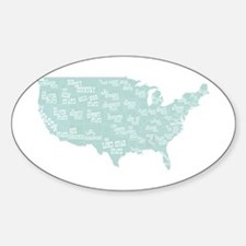State Mottos Decal