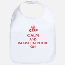 Keep Calm and Industrial Buyer ON Bib