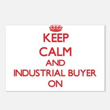 Keep Calm and Industrial Postcards (Package of 8)