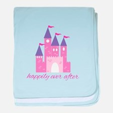 Happily Ever After baby blanket