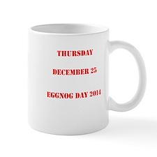 Eggnog Day Mugs