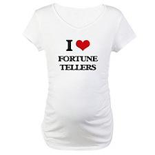 I Love Fortune Tellers Shirt