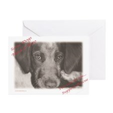 Some Dogs Need Greeting Cards (Pk of 10)