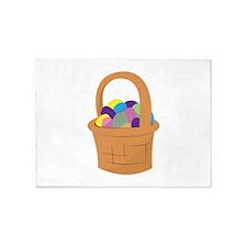 Egg Basket 5'x7'Area Rug