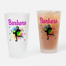 SKATING SENSATION Drinking Glass