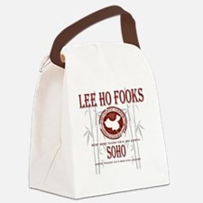 Werewolves of London Lee Ho Fooks Canvas Lunch Bag
