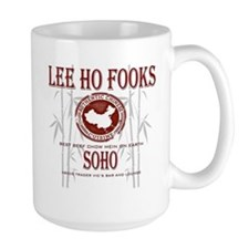 Werewolves of London Lee Ho Fooks Mug
