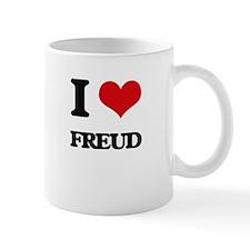 I Love Freud Mugs