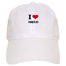 I Love Freud Baseball Cap