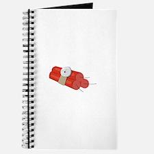 Dynamite Sticks Journal