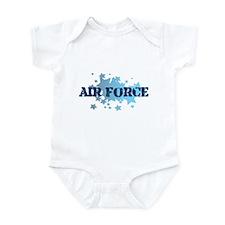 Air Force Stars Infant Bodysuit