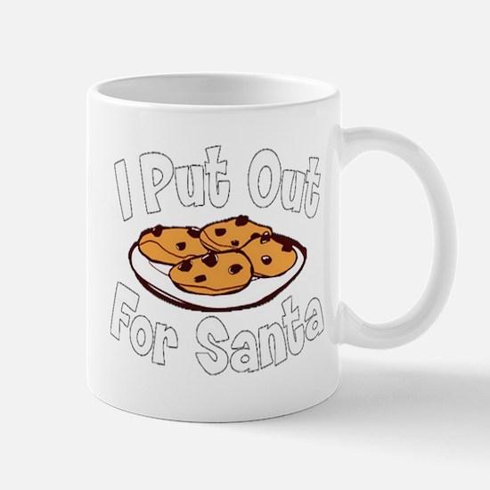 Funny Christmas Put Out for Santa Mugs