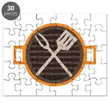 BBQ Grill Puzzle