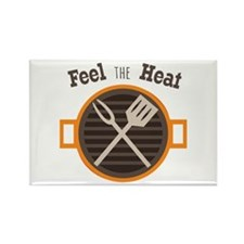 Feel the Heat Magnets