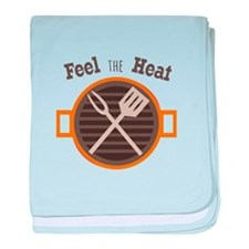 Feel the Heat baby blanket