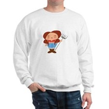 Farmer Girl Sweatshirt
