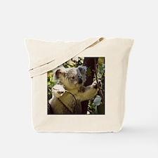 Sweet Baby Koala Tote Bag
