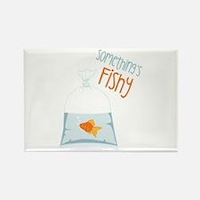Somethings Fishy Magnets
