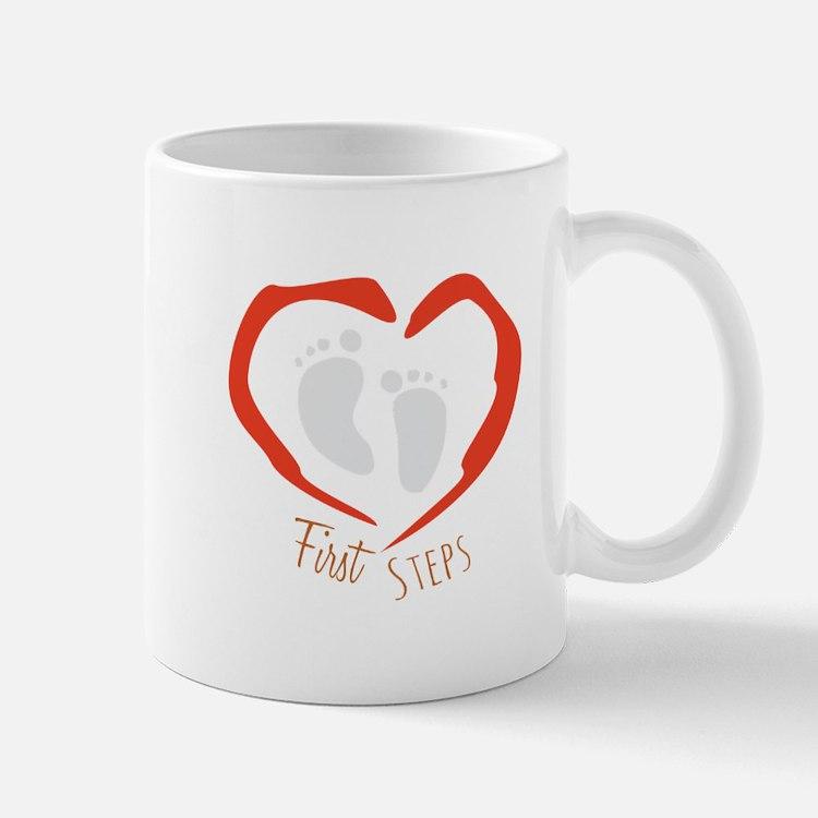 First Steps Mugs
