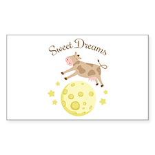 Sweet Dreams Decal